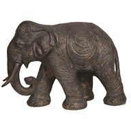 Large Decorative Elephant 84cm