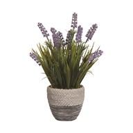 Lavender Decorative Pot 25cm