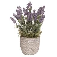 Lavender Decorative Pot 38cm