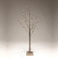 LED 72 Light Birch Tree 120cm