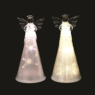 LED Angel 18cm 2 Assorted