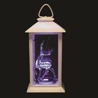 LED Clr Change Lantern 35cm