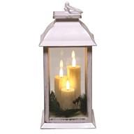 LED Lantern 30cm White