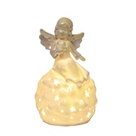 LED Lustre Angel 22cm