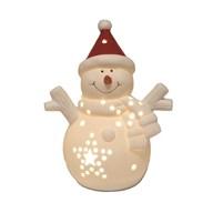 LED Snowman 13.5cm