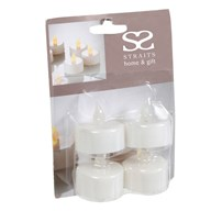 LED Tealight Pack of 4