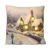 LED Vintage Cushion 40cm