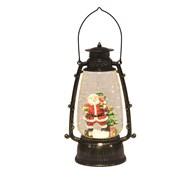 LED Water Globe Lantern 28cm