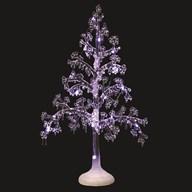 LED White Christmas Tree 51cm