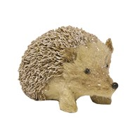 Natural Hedgehog 11cm
