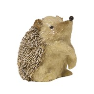 Natural Hedgehog 14cm