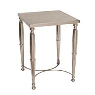 Nickel Side Table 43x59cm