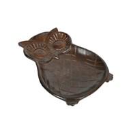 Owl Plate 16.5cm