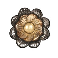 Petal Metal Wall Art  40cm