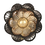 Petal Metal Wall Art 48cm