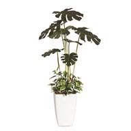 Philodendron Leaf Plant  61cm
