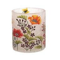 Poppy Tealight Holder 7cm