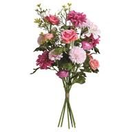 Rose and Dahlia Bouquet 60cm
