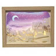 San Francisco Light Up Box 23.5 x 18cm