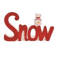 Snow D'cor 9cm