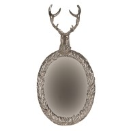 Stag Mirror 72.5cm