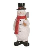 Standing Snowman 25cm