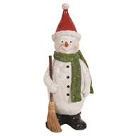Standing Snowman 26.5cm