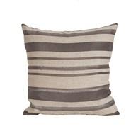 Stripe Cushion Beige 45cm