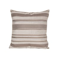 Stripe Cushion Cream 45cm