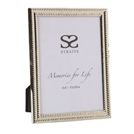 Double Ribbed Photoframe 6x8""