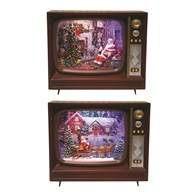 Television Spinner 21cm 2 Assorted