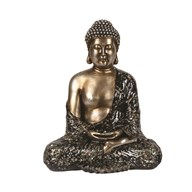 Thai Sitting Buddha Statue 33cm