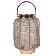 Wired Lantern Copper 34cm