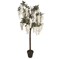 Wisteria LED Tree White 170cm