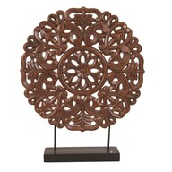 Wooden Floral Decoration 48cm