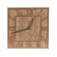 Wooden Wall Clock 20cm