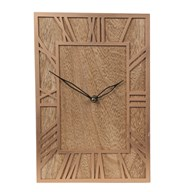 Wooden Wall Clock 30cm