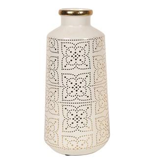 Flower Design Vase 30cm