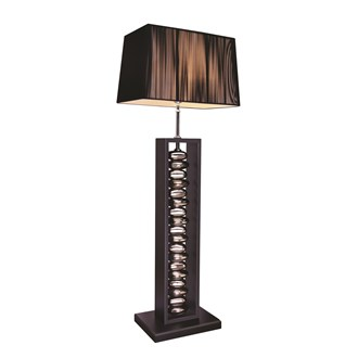 Stones Decor Floor Lamp 140cm