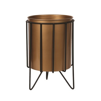 Copper Plant Stand 29cm