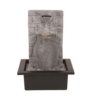 Jug Water Feature 29cm