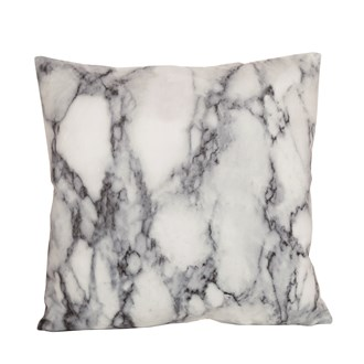 Light Marble Cushion 45cm