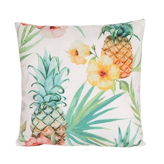 Fruity Floral Cushion 45cm