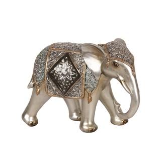 Decorative Trunk Up Elephant 20cm