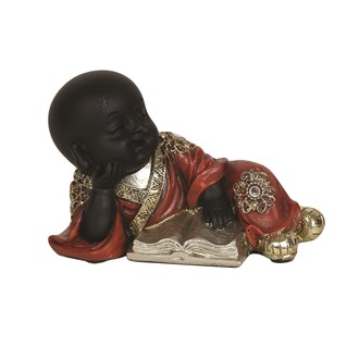 Relaxing Buddha 14cm