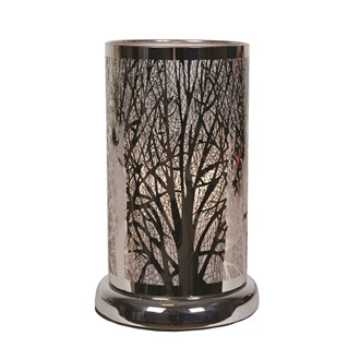 Forest Design Table Lamp 24cm