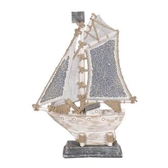 Decorative Ship 35cm