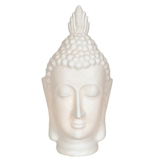 Buddha Head Table Lamp 38.5cm