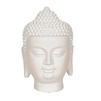Buddha Head Table Lamp 30cm