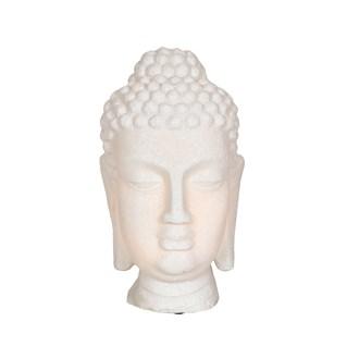 Buddha Head Table Lamp 27cm